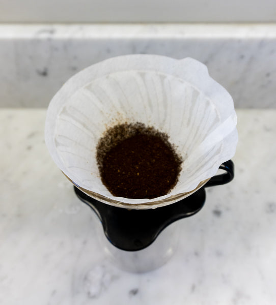 pour over coffee ratio for 12 oz