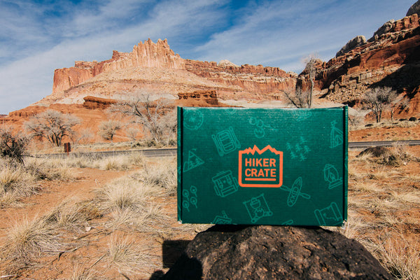 hiker crate box