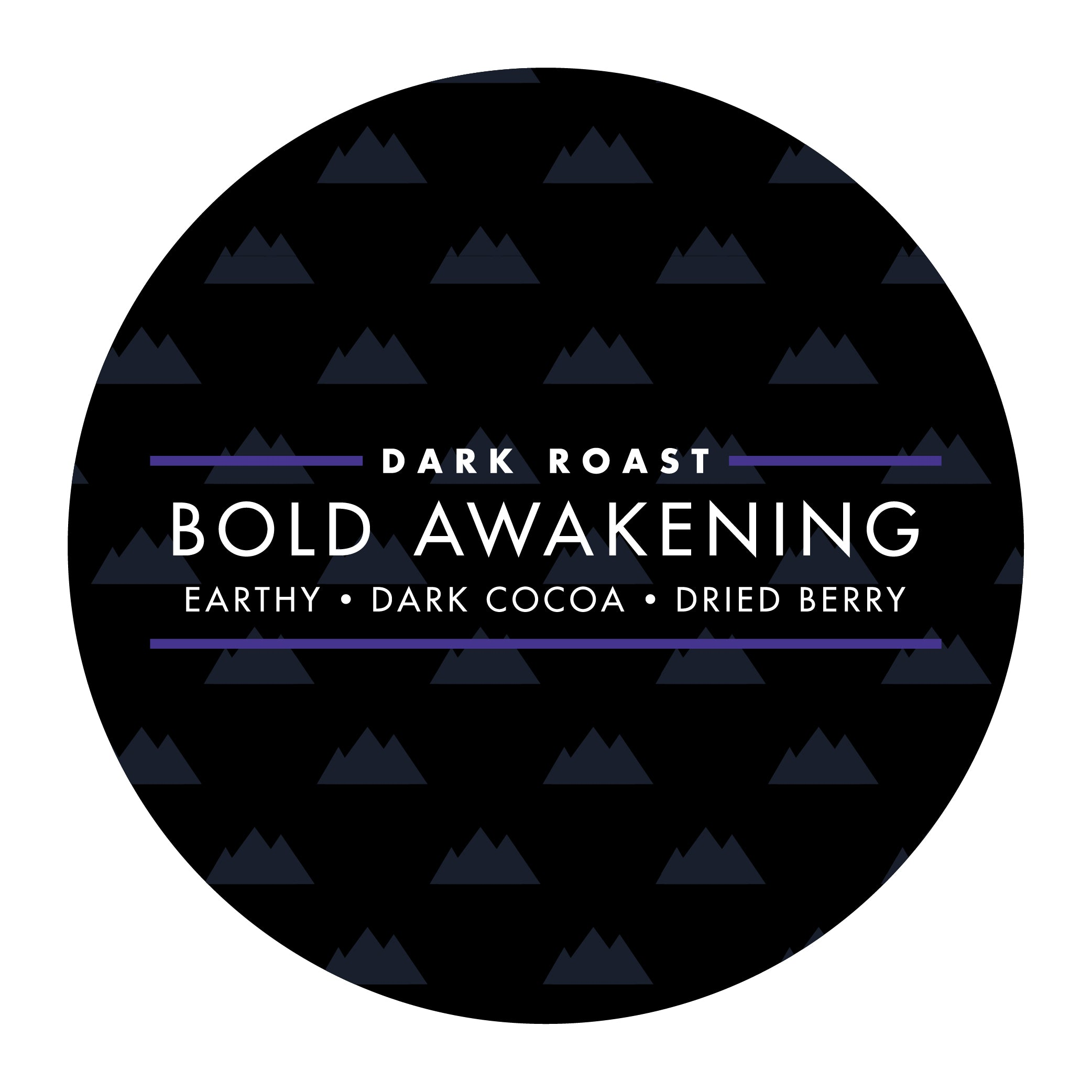 Bold Awakening Dark Roast Coffee