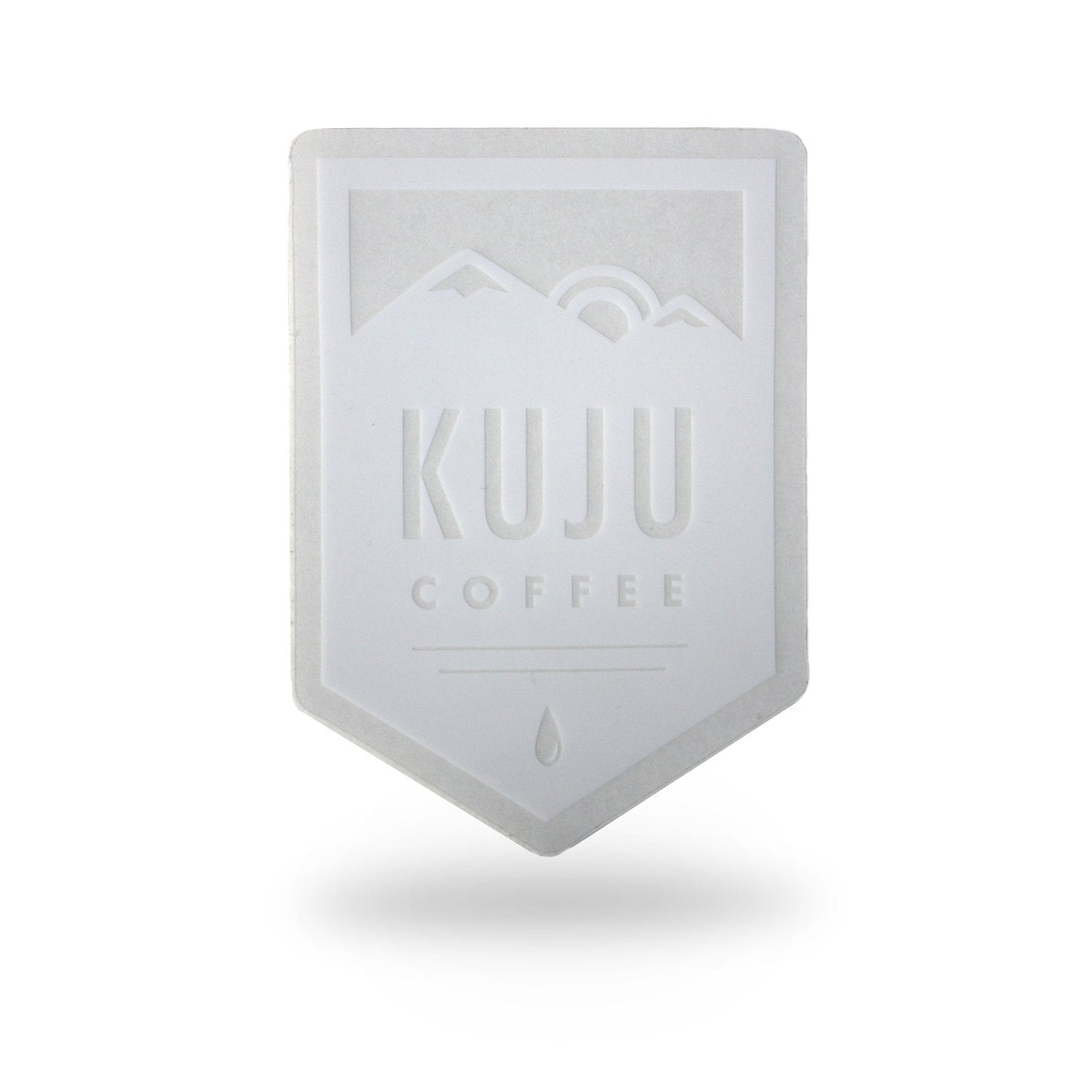 Kuju Logo Decal - Kuju Coffee