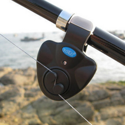 Fish Catching Warning Signal Device