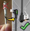 Lightning Bolt™ - Smart Braided Charging Cable 2.0