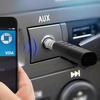 World's Smallest Car Bluetooth Receiver (3.5mm Audio-Jack)