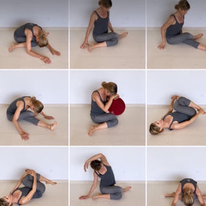ZOOM Vendredis: Yin Yoga