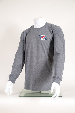HOW Grey Long Sleeve T-Shirt