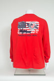 HOW Red Long Sleeve T-Shirt