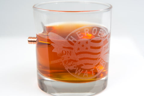 Pair of HOW Bullet Whiskey Glasses by BenShot