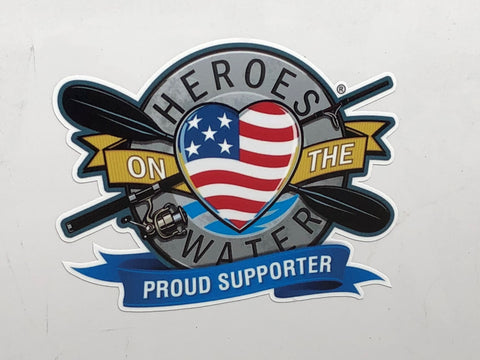 Proud Supporter Decal