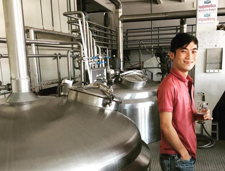 Meet John Wei, Beer Jedi at Brewlander & Co. #TheFNBTribe