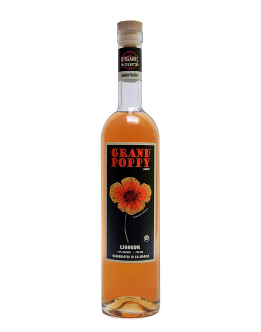 Grand Poppy Bitter Liqueur