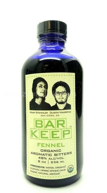 Bar Keep Fennel Bitters