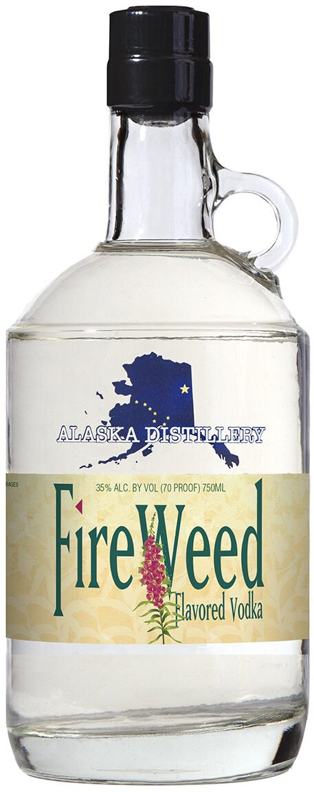 Fireweed Vodka