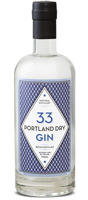 New Deal Gin 33