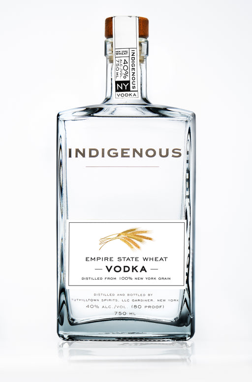 Indigenous Vodka