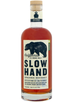 Slow Hand 6 Woods Malt Whiskey