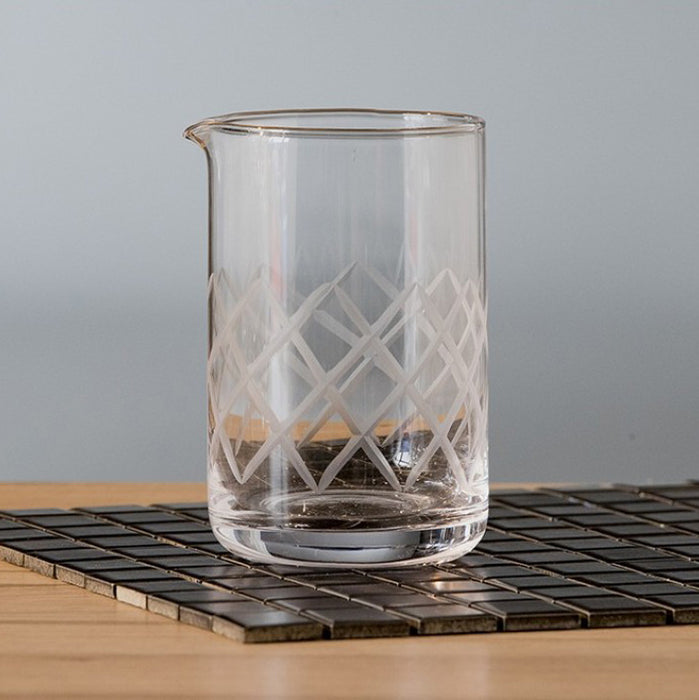 Crystal Mixing Glass 500ml