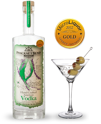 Three-Grain American Vodka