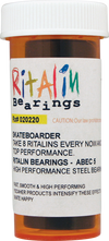 RITALIN ABEC 5 blue BEARINGS ppp