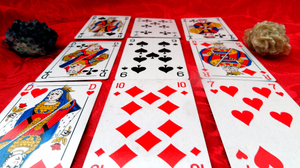 General Playing Cards Tableau - Angelo's Playing Cards Cartomancy