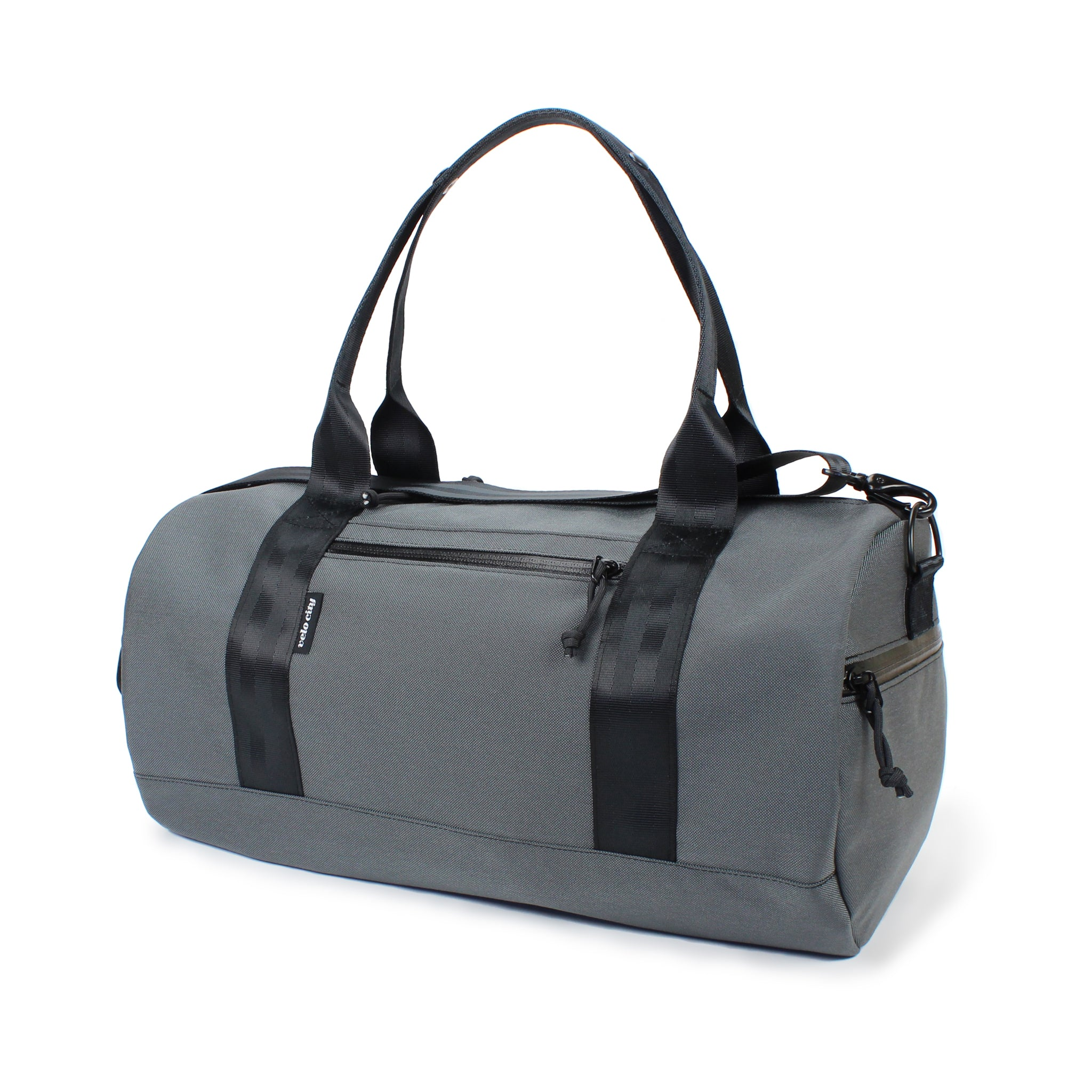 barrel duffel velo city bags