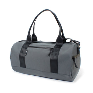 Grey Barrel Duffel Side Zipper Pocket 24 L
