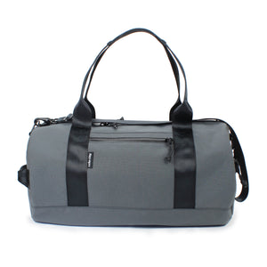 Grey Barrel Duffel Front Zipper Pocket 24 L