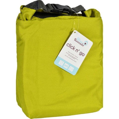 Blue Avocado Bag Click N Go Green 1 Count