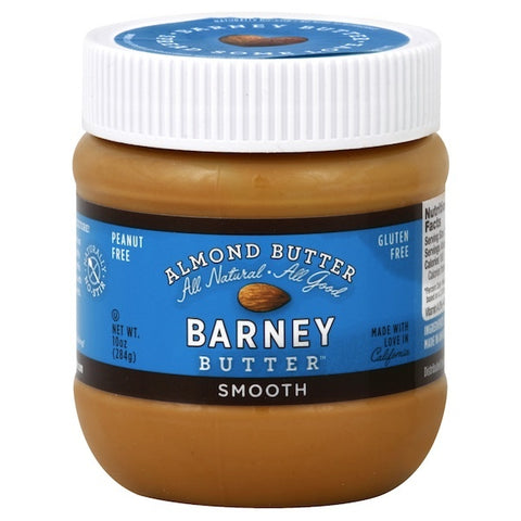 Barney Butter Smooth 10 Oz (6x10OZ )
