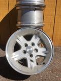 Jeep Wrangler OEM Factory Stock Wheels 15x8