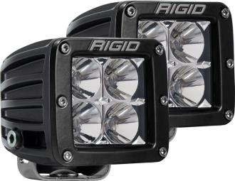 Rigid Industries D-Series Dually 20 Deg. Flood LED Light