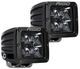 Rigid Industries D-Series Midnight Optic Spot Light