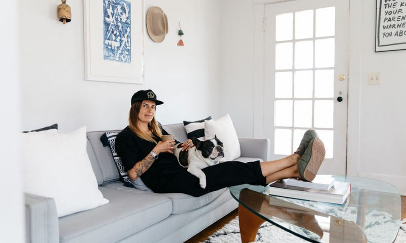 Getting Personal with our Founder & Designer Ally Ferguson For Voyage LA