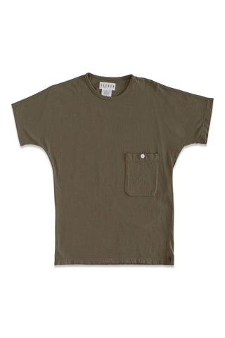Infinity French Terry Turtle Neck Rust