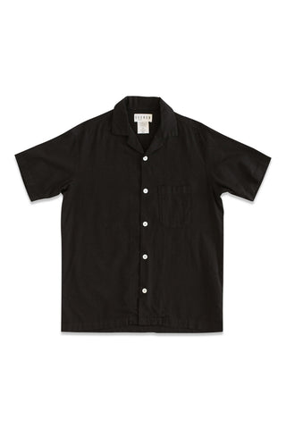 A Sym Button Up in Slate