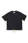 Flag Crew Long Sleeve Tee Dark Army