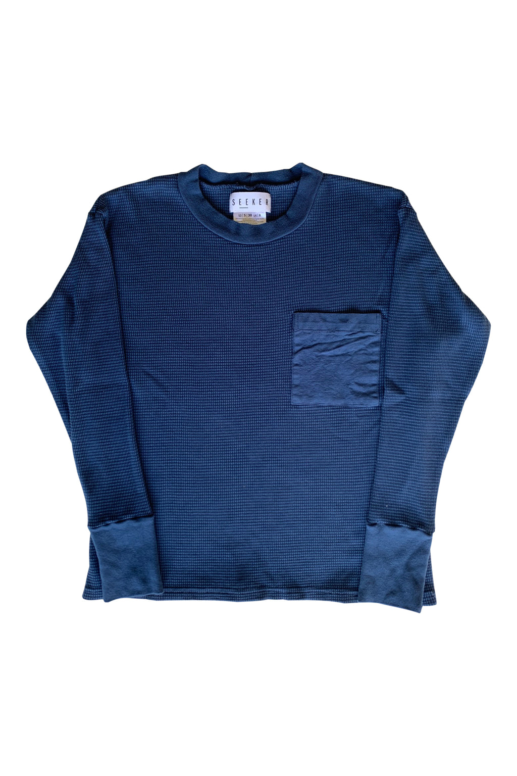 LONG SLEEVE THERMAL NAVY