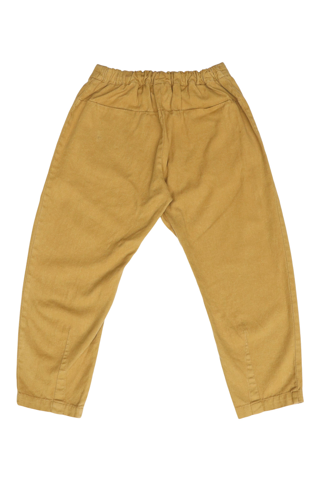 Canvas Souk Pant in Okra