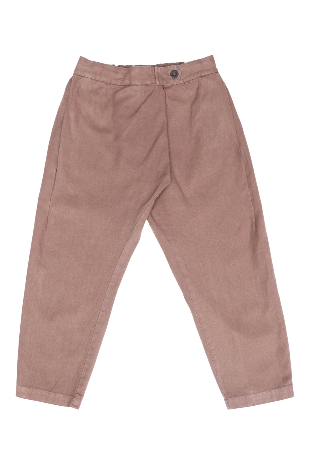 Canvas Souk Pant in Mauve