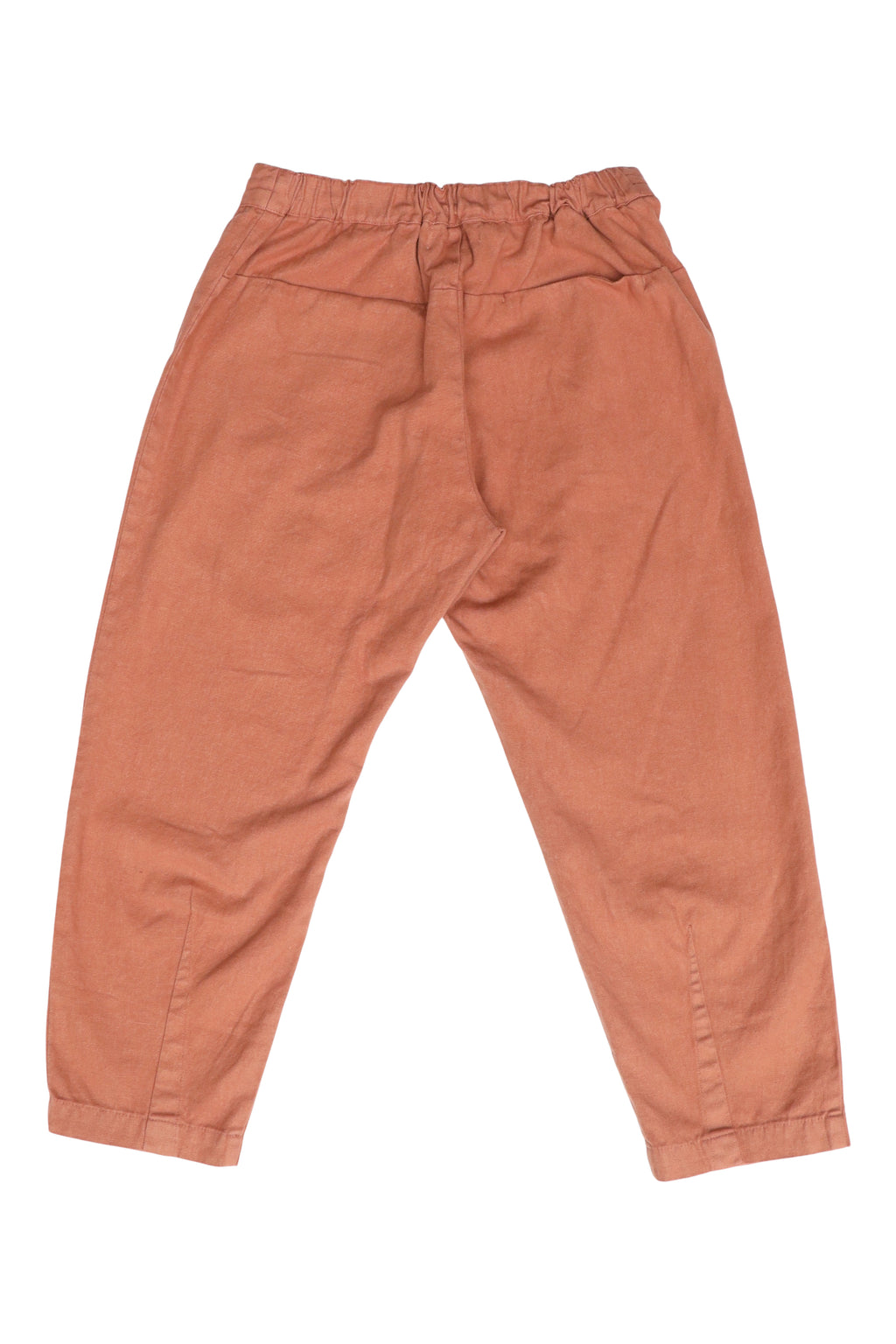 Canvas Souk Pant in Terracotta