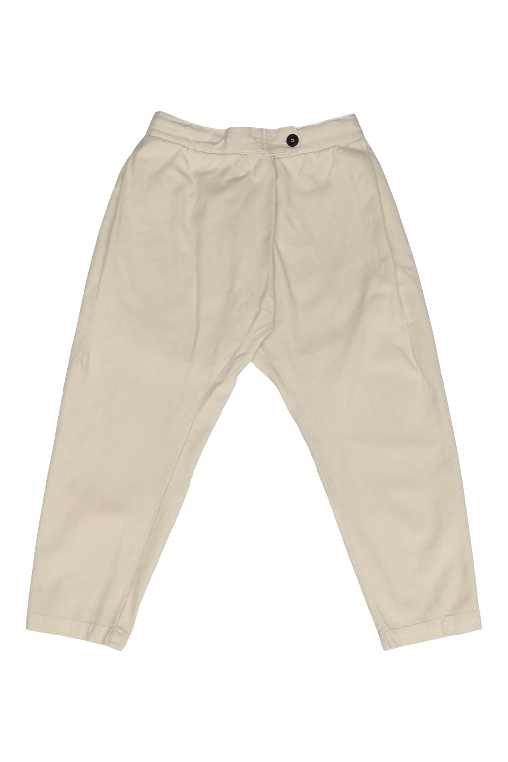 Canvas Souk Pant in Bone