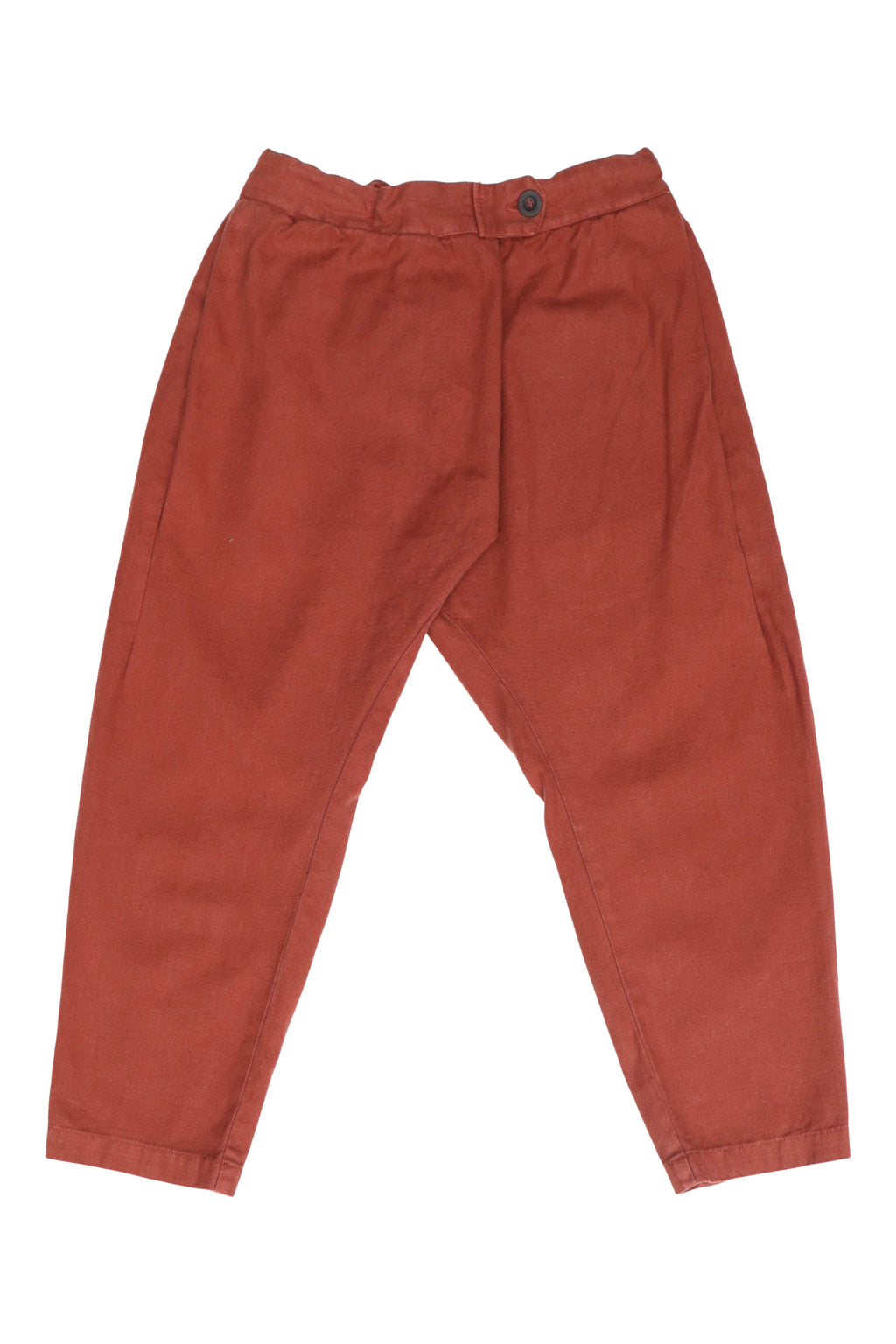 Canvas Souk Pant in Clay