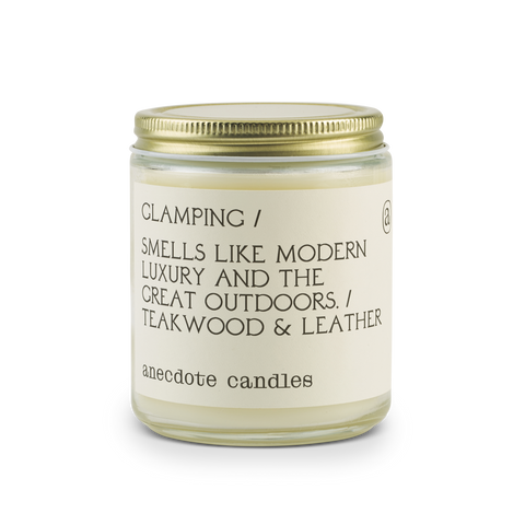 SOY ANECDOTE CANDLE- ASTROLOGICAL STORMING