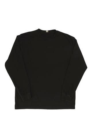 Keep Seeking Sweatshirt in Black