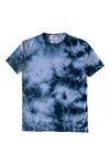 Infinity French Terry Turtle Neck Tie Dye