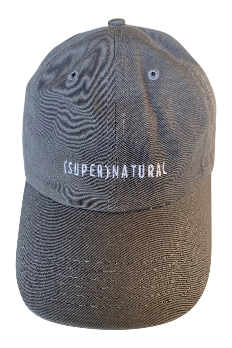 BASEBALL HAT- (SUPER)NATURAL STONE