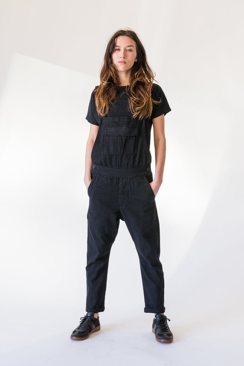 Overall in Black