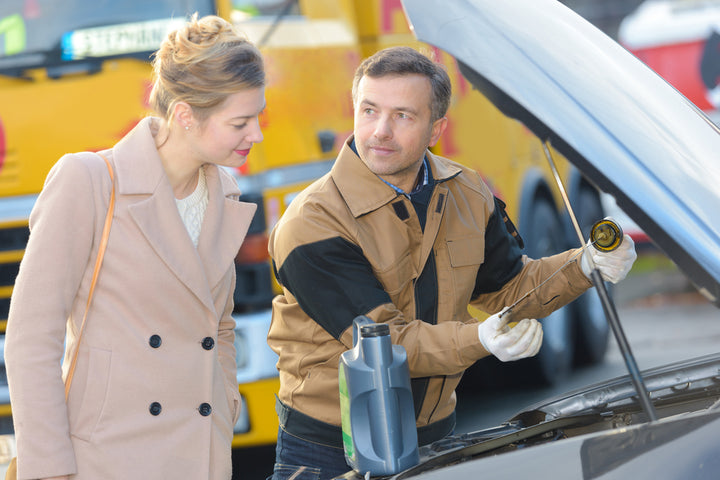 tips for changing car oil