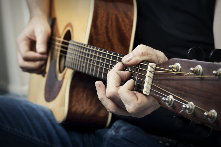Guitarist and Finger protection tips