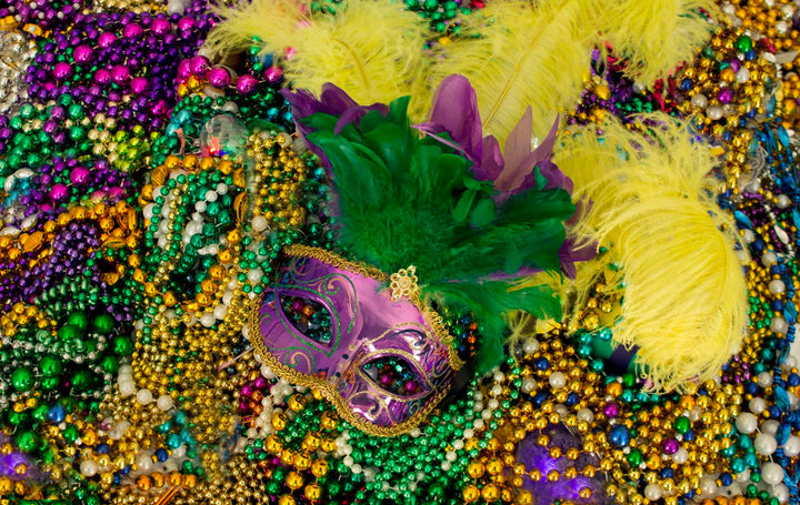 Mardi Gras tips you need to know, brought to you by Workman's Friend Skin Care.
