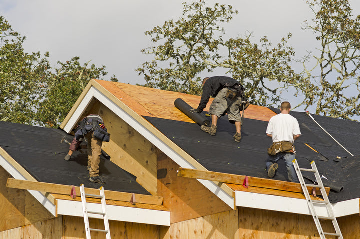 How To Apply Roofing Tar Workman S Friend